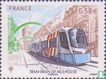 Tramtrein van Mulhouse