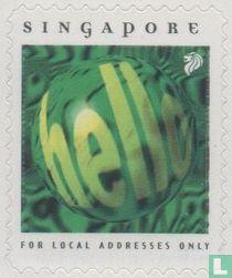 Greeting Stamp
