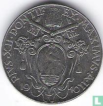 Vaticaan 2 lire 1940