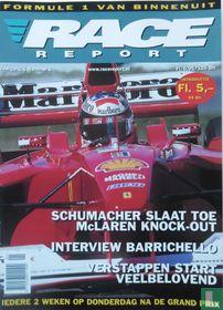 Race Report 1