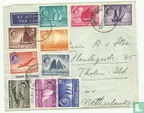 Jonk 1, 2, 4, 5, 6, 8, 10, 12, 20, 25 1955