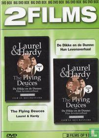 The Flying Deuces + De Dikke en de Dunne: Hun levensverhaal