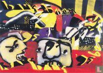 B000446 - Brood en Boomerang wensen je het beste voor 1995