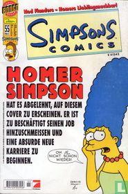 Simpsons Comics 55