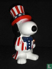 Snoopy Uncle Sam