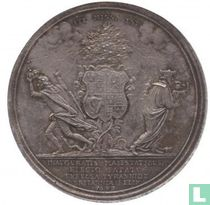 Great Britain (UK) Coronation of William (& Mary) 1689