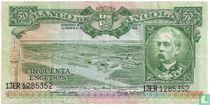 Angola 50 escudos 1956
