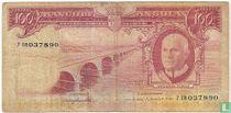 Angola 100 escudos 1962