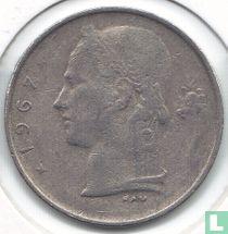 België 1 franc 1967 (NLD)
