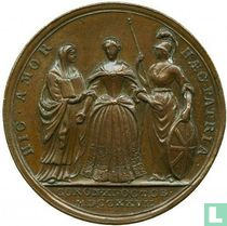 Great Britain (UK) Coronation of Caroline (George II) 1727