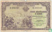 Angola 2,5 Angolares 1948