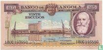Angola 20 escudos 1956