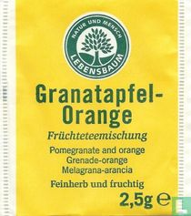 Granatapfel-Orange