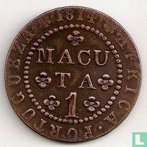 Angola 1 macuta 1814