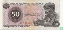 Angola 50 Kwanzas 1976