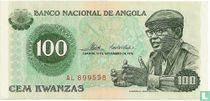 Angola 100 Kwanzas 1976