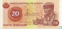 Angola 20 Kwanzas 1976