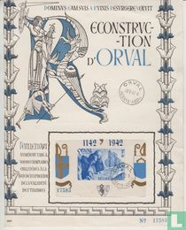 Fourth Orval On numbered sheet of