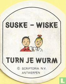 Turn je wurm / De rinkelende taart