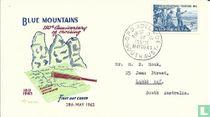 150 jaar 1e oversteek 'Blue Mountains'