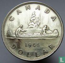 Canada 1 dollar 1946