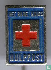 Het Rode Kruis Hulppost