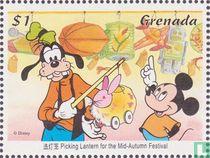 Mickey visits Hong Kong