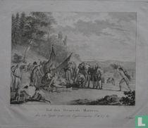 Tod des Generals Marceau, den 21ten Septbr. 1796