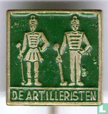 De Artilleristen [groen]