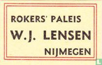 roker's paleis W.J. Lensen
