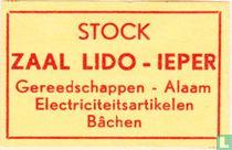 Stock Zaal Lido