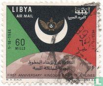 Libyschen Luftfahrt