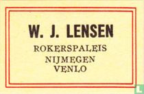 W.J. Lensen Rokers paleis