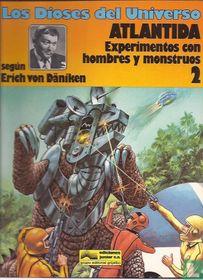 Atlantida Experimentos con hombres y monstruos