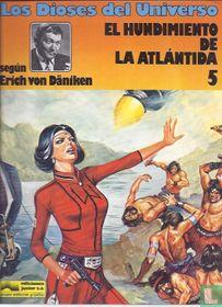 El hundimiento de la Atlántida