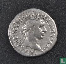 Romeinse rijk, AR Denarius, 98-117 AD, Trajanus, Rome, 100 AD