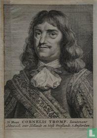 D'Heer CORNELIS TROMP, Lieutenant Admirael, over Hollandt en West Vrieslandt, t Amsterdam.