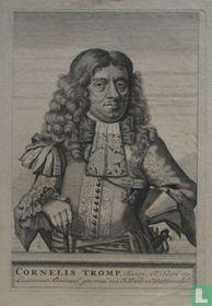 CORNELIS TROMP, Baron Ridder etc. Lieutenant Admiraal generaal van Holland en Westvriesland.