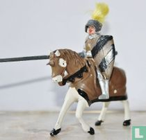 Sir Agravaine Mounted