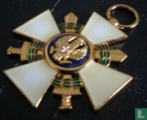 Italie Orde van de Romeinse Adelaar (Gode Kopie)