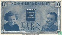 Schoolgeld 10 Gulden