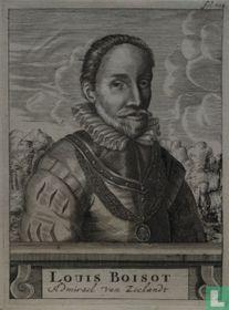 LOUIS BOISOT Admirael van Zeelandt