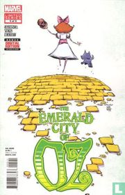 Emerald city of Oz, the