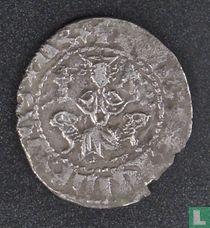 Armenië Cilicisch Koninkrijk, AR Tram, 1187-1199 AD as Leo II, 1199-1187 AD as Leo I