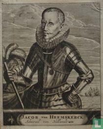 JACOB VAN HEEMSKERCK Admirael van Hollandt etc: