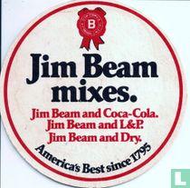 Jim Beam mixes