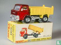 Ford D800 Tipper Truck