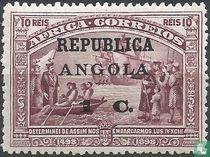 Vasco da Gama (Africa zegel)