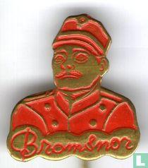 Bromsnor [rood]