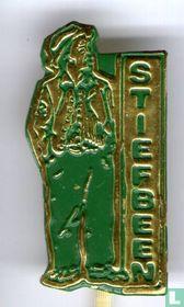 Stiefbeen (staand) [groen]